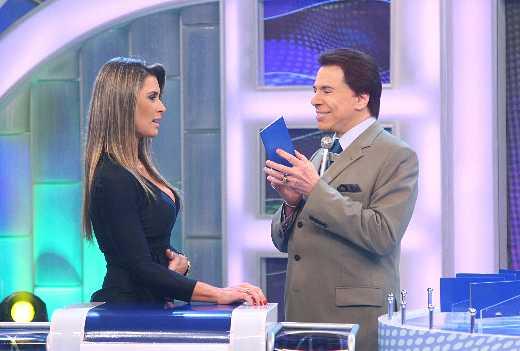 ... Praça É Nossa, Ellen Pinheiro e Oscar Pardini, no Jogo das 3 Pistas