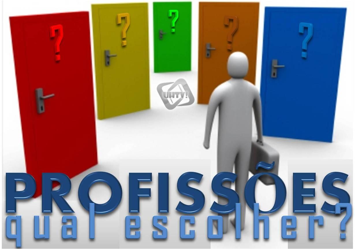 Teste para saber qual profissão escolher